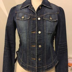 Bebe Jean jacket